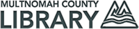 Multhomah County Library logo